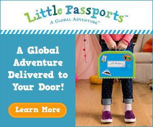 Little Passports, a Global Adventure