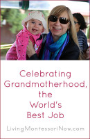 Celebrating Grandmotherhood, the World's Best Job