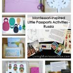 Montessori-Inspired Little Passports Activities – Russia