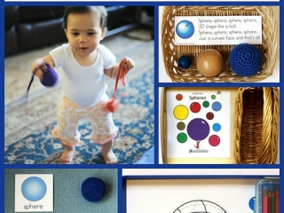 Montessori-Inspired Activities Using Spheres