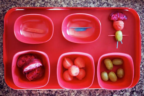 Fruit Pirate-Making Tray