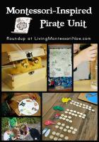 Montessori-Inspired Pirate Unit