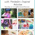 Developing Scissor Cutting Skills with Montessori-Inspired Activities