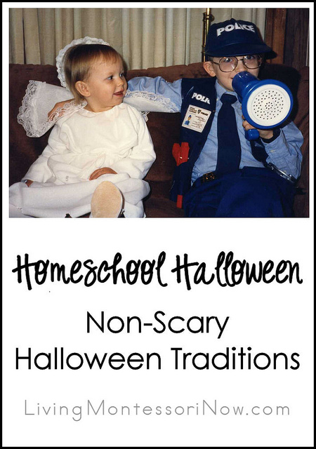 Homeschool Halloween
