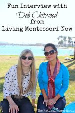 Interview with Deb Chitwood by Tanya from The Natural Homeschool