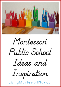Montessori Public School Inspiration
