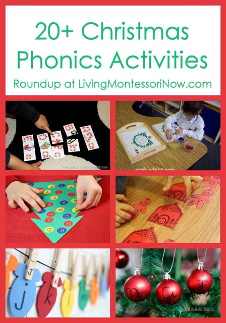 Christmas Phonics Activities