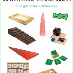 Montessori Monday – Gift Guide for Montessori Homeschoolers