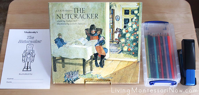 Illustrating the Nutcracker Activity
