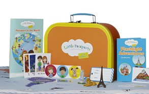 Little Passports Early Explorers for Ages 3-5