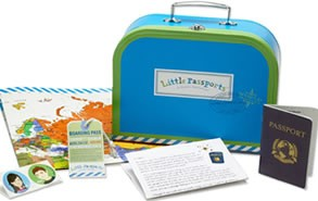 Little Passports World Edition for Ages 5-10