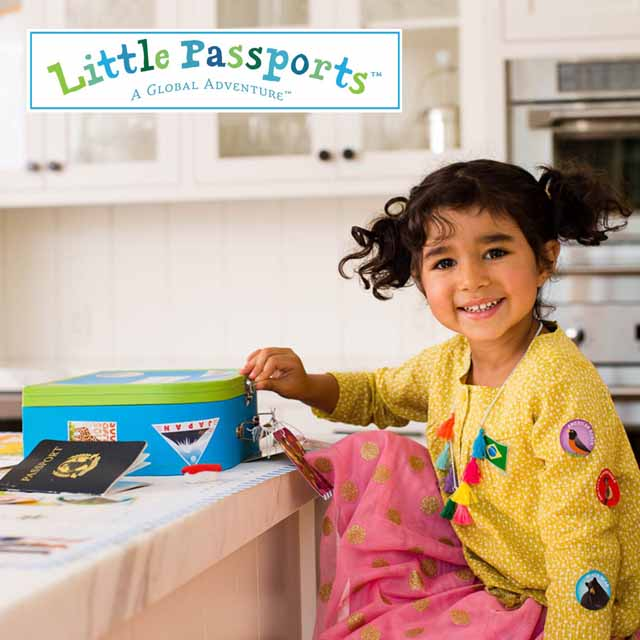 A Montessori-Inspired Approach to Little Passports + Something New and Exciting!