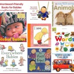Montessori-Friendly Books for Babies {Gift Guide}