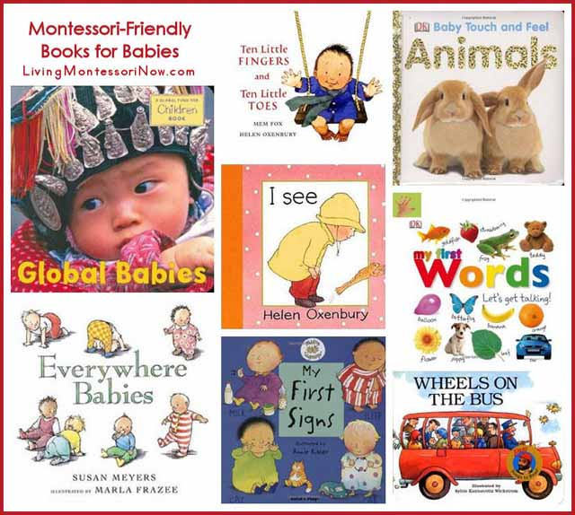 Montessori-Friendly Books for Babies