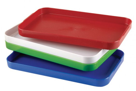 Montessori Services Large Plastic Trays