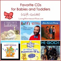 Favorite CDs for Babies and Toddlers