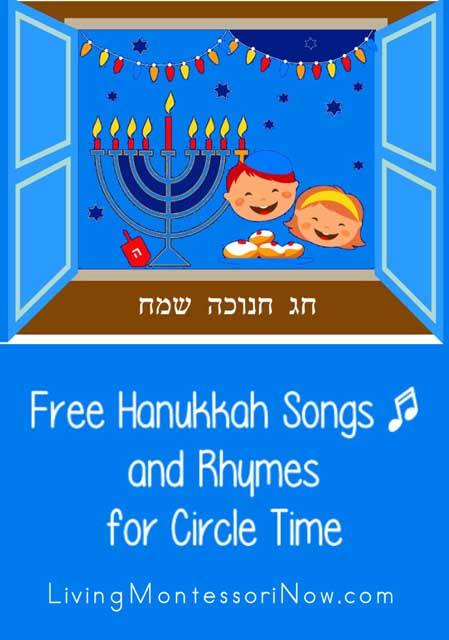 7d472774 Free Hanukkah Songs and Rhymes for Circle Time