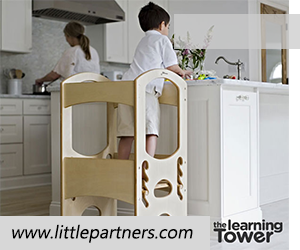 Learning Tower by Little Partners