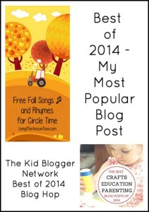 Best of 2014 - My Most Popular Blog Post