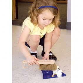 Traditional Sweeping Set from Montessori Services