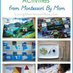 Montessori Monday – Land, Water, Air Activities from Montessori By Mom