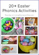20+ Easter Phonics Activities