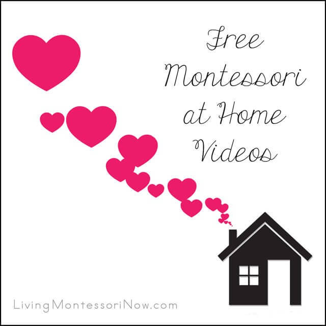 Free Montessori at Home Videos