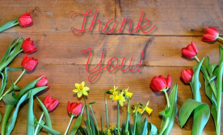 Top 10s and Thank You's for March 2015