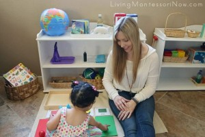 Montessori-Inspired Color Scavenger Hunt for Toddlers and Preschoolers