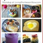 Montessori Monday – 30+ Breakfasts Kids Can Make for Mothers and Fathers