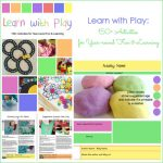 Check out Learn with Play – 150+ Activities for Year-round Fun & Learning!