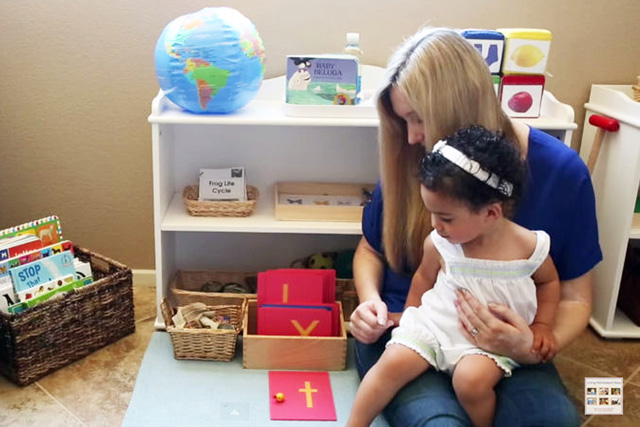 Modeling Perseverance for Toddlers