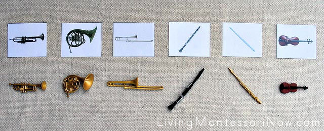 Musical Instrument Picture and Object Matching