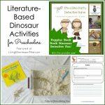 Literature-Based Dinosaur Activities for Preschoolers
