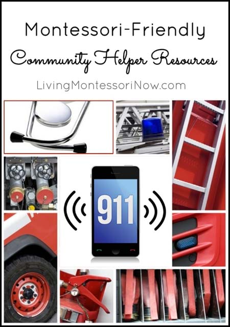 Montessori-Friendly Community Helper Resources
