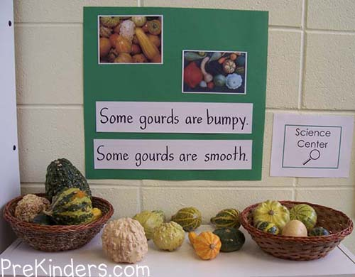 Gourds Science Center (Photo from PreKinders)