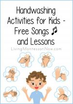 Handwashing Activities for Kids – Free Songs and Lessons