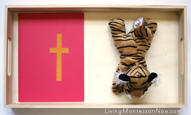Tt is for Tiger Tray
