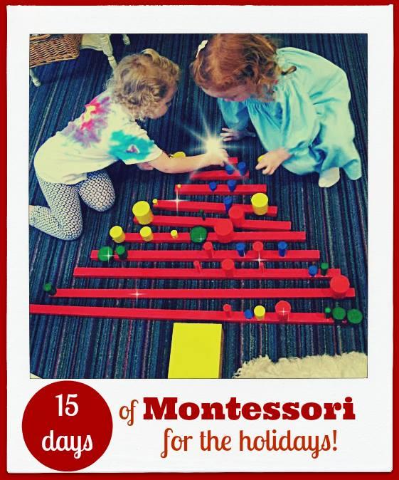 15 Days of Montessori for the Holidays