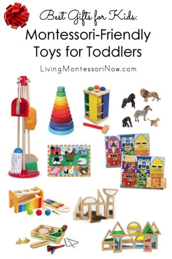 Best Gifts for Kids: Montessori-Friendly Toys for Toddlers