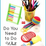 Montessori Monday – Do You Need to Do What I Do?