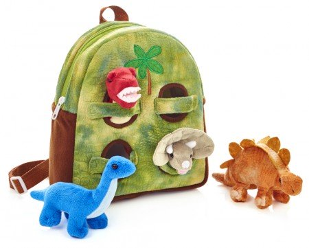 Little Passports Dino Pals Backpack