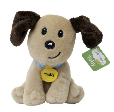 Little Passports Toby Plush Dog