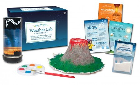 Little Passports Weather Lab Science Kit