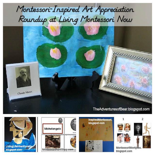 Montessori-Inspired Art Appreciation