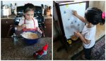 Review of Learning Tower / Art Easel Combo from Little Partners
