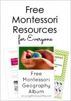 Free Montessori Resources for Everyone