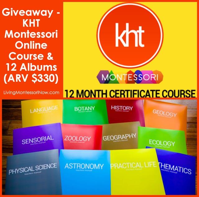 KHT Montessori Giveaway