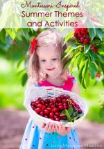 Montessori-Inspired Summer Themes and Activities