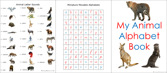 Animal Alphabet Do-a-Dot Pack - Extra Activity Pages